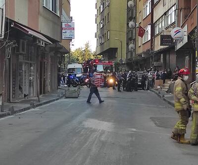 Son dakika... İstanbul'da 6 katlı bina boşaltıldı!