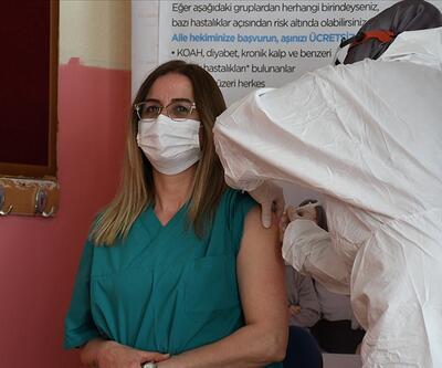 MEB: 499 bin öğretmene aşı randevusu verildi