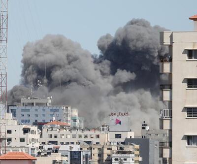 İsrail Ordusu o binayı vurdu!