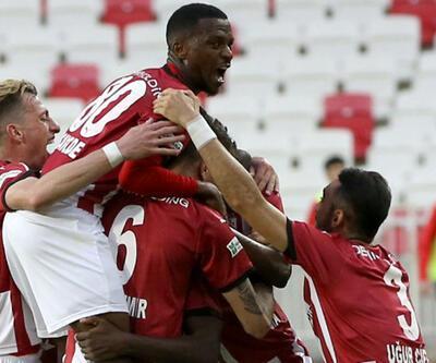 Sivasspor sezonu 5. sırada tamamladı