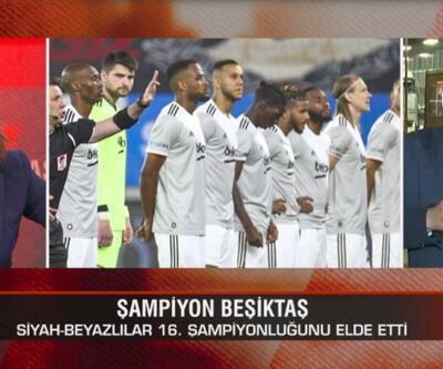 Son Dakika... Şampiyonluk yarışının galibi Beşiktaş oldu