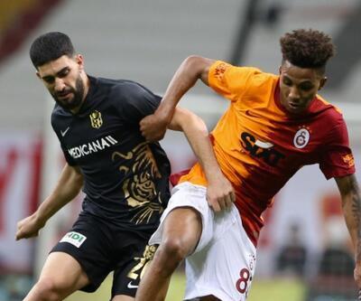 Galatasaray'a veda etti
