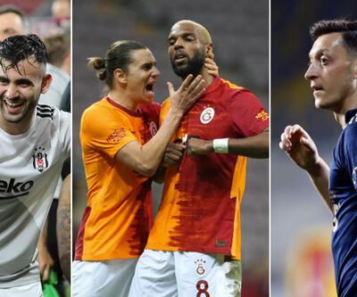 Süper Lig'den Avrupa'ya gidecek takımlar