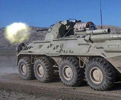 Azerbaycan'dan 15 bin askerle tatbikat