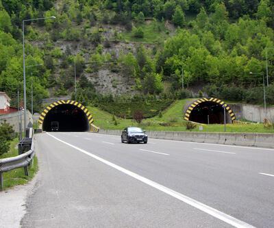 Bolu Dağı'nda trafik yok dönüşler yarın bekleniyor