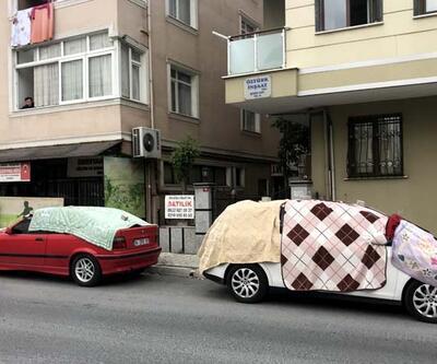 İstanbul'da sürücüler tedbirlerini aldı