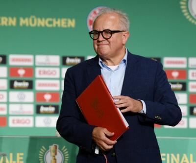 Almanya Futbol Federasyonu Başkanı Fritz Keller istifa etti