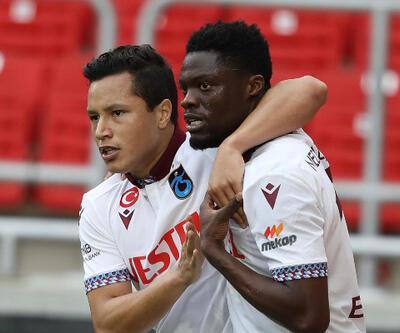 Marlon Trabzonspor'a veda etti!