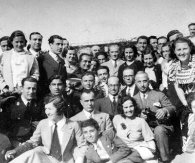 Atatürk arşivinden ''tarihi'' kareler