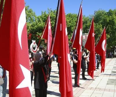 Orhangazi'de 19 Mayıs Atatürk'ü Anma Gençlik ve Spor Bayramı kutlandı