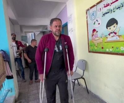 Gazze'de BM okulları sığınak oldu