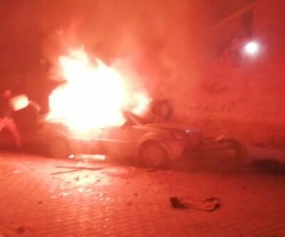 Cerablus'ta bombalı saldırılar: 2 yaralı