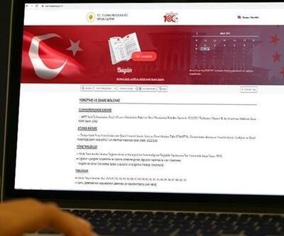 8 üniversiteye yeni fakülte ve enstitü kurulmasına ilişkin karar Resim Gazete'de