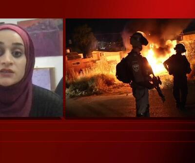 Filistinli aktivist Meryem Afifi CNN TÜRK'e konuştu