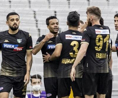 Denizlispor'un kadrosunda 10 futbolcu kaldı