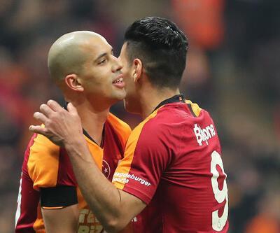 Son dakika... Galatasaray'da Falcao ve Feghouli'yle yollar ayrılıyor