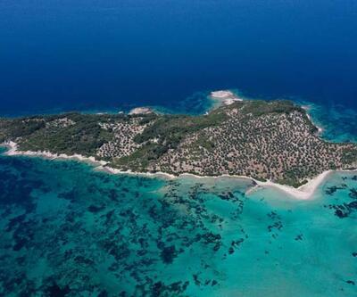Bembeyaz kumları, sakin ve berrak deniziyle Ege'nin Maldivleri!
