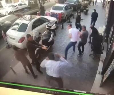 Maske takmama tartışması kanlı bitti: Kurye silahla vuruldu