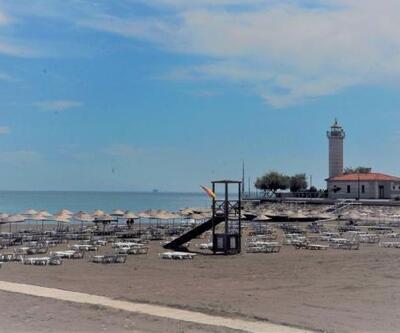 Karadeniz'in en çok mavi bayrağa sahip kenti Samsun oldu
