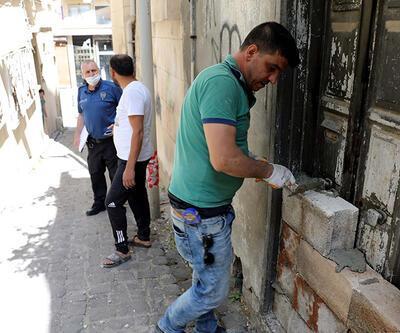 Tarihi mahallede hırsız korkusu