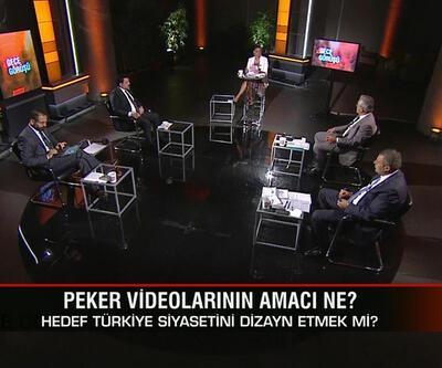 Peker videolarının amacı ne? Hedef Türkiye siyasetini dizayn etmek mi? Muhalefet neden seçim istiyor? Gece Görüşü'nde tartışıldı