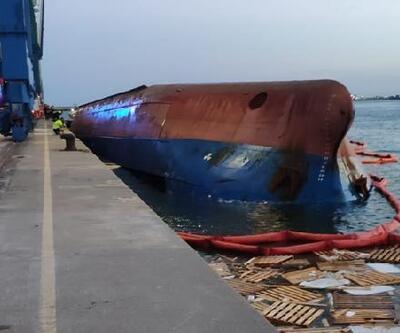 İspanya'da Türklerin bulunduğu gemi alabora oldu: 1 kişi kayıp