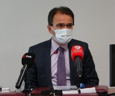 Çankırı'da 409 kişi Covid-19'dan hayatını kaybetti