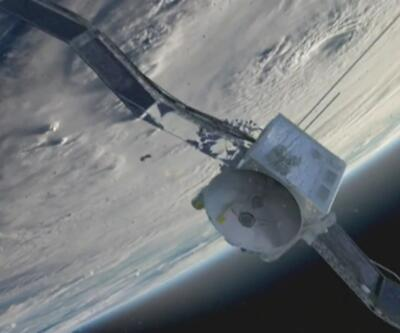 Uzay çöpleri tehlike yarattı