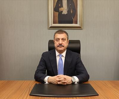 SON DAKİKA: TCMB Başkanı Kavcıoğlu'ndan faiz açıklaması