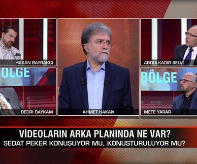 Sedat Peker videolarının arka planında ne var? Peker konuşuyor mu, konuşturuluyor mu? Tarafsız Bölge'de konuşuldu