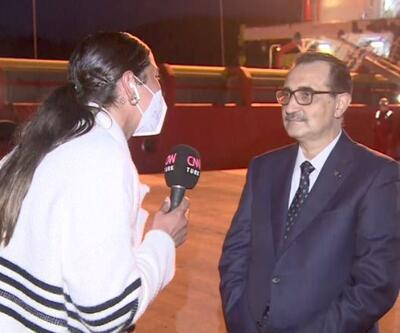 Son dakika... Bakan Dönmez CNN TÜRK'te müjdeyi değerlendirdi: 10 yılın üzerinde ihtiyacımızı karşılayacak
