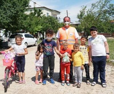 Mustafakemalpaşa Belediyesi'nden Çevre Günü etkinlikleri
