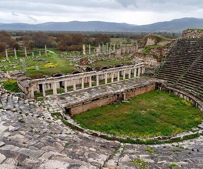 Afrodisias Antik Kenti Nerede? Afrodisias Antik Kenti'ne Nasıl Gidilir? Afrodisias Tarihi Ve Özellikleri...