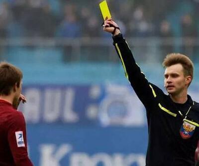 UEFA'dan Rus hakem Sergey Lapochkin'e 10 yıl ceza