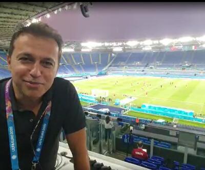 CNNTURK.COM Roma'dan bildiriyor! Avrupa Şampiyonası'na saatler kala flaş detaylar
