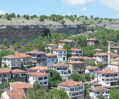 Zamanda yolculuğun adresi! Tarihi ilçe Safranbolu 46 yıldır özenle korunuyor
