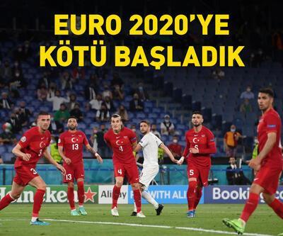 Avrupa Şampiyonası'na kötü başladık