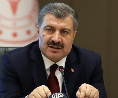 Sağlık Bakanı Koca'dan aşı açıklaması