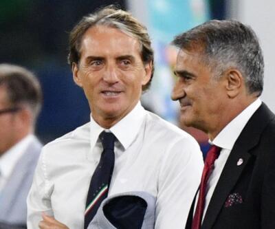 Mancini: Türkiye'yi oynatmadık