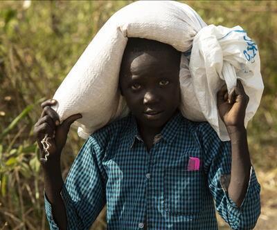 30 bin çocuk kıtlık sebebiyle ölüm riskiyle karşı karşıya