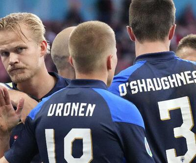 EURO 2020 maç sonucu: Danimarka - Finlandiya: 0-1
