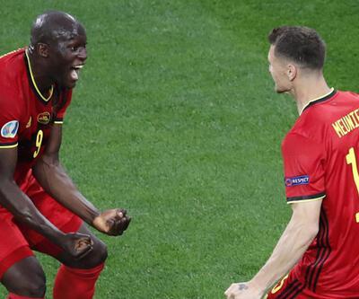 EURO 2020 maç sonucu: Belçika - Rusya: 3-0