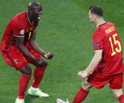 Belçika EURO 2020'ye galibiyetle başladı