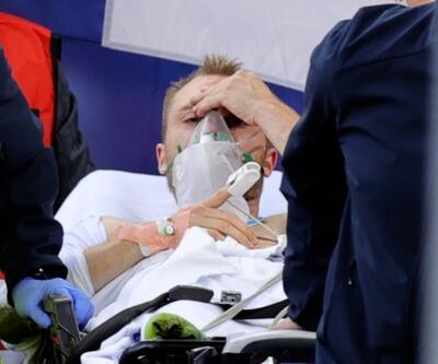 Christian Eriksen'in sağlık durumu açıklandı