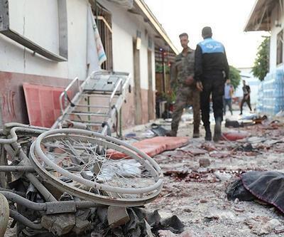 ABD'den Afrin'deki saldırıya kınama