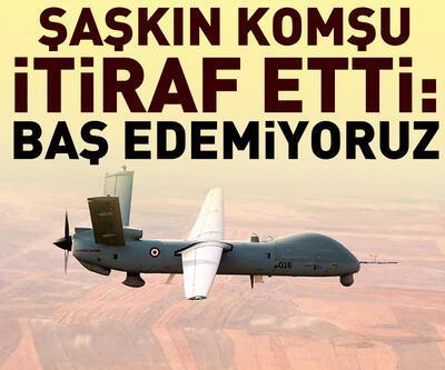 """Yunan basını: """"Atina, TürkİHA'larına karşı çaresiz"""""""