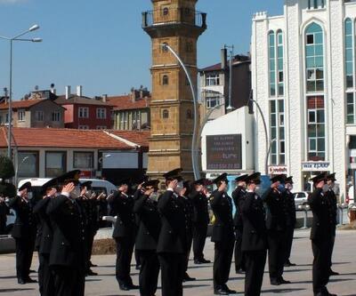 Yozgat'ta jandarmanın kuruluş yıl dönümü kutlandı