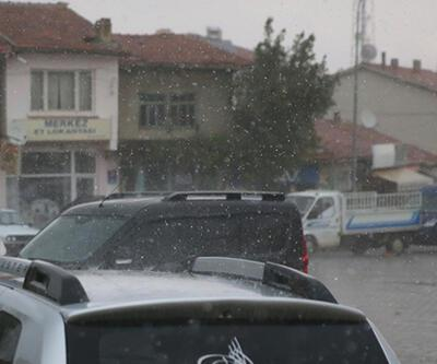 Eskişehir ve Kütahya çevreleri için kuvvetli yağış uyarısı