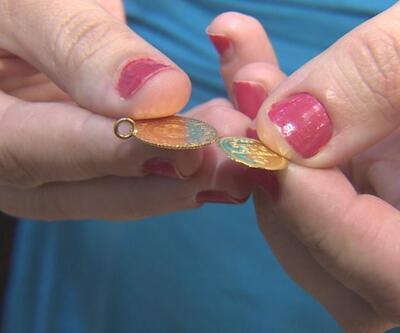 Düğünlerde gram altının çeyreği takılıyor