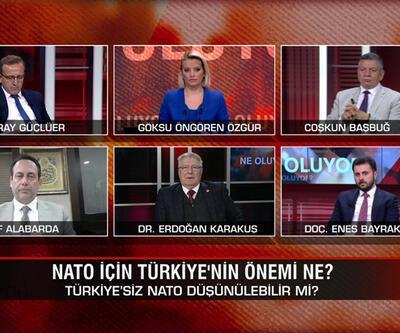 NATO için Türkiye'nin önemi ne? ABD ile soğuk savaş biter mi? S-400'de kim hangi adımları atacak? Ne Oluyor?'da ele alındı